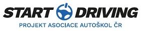 Logo projektu Start Driving